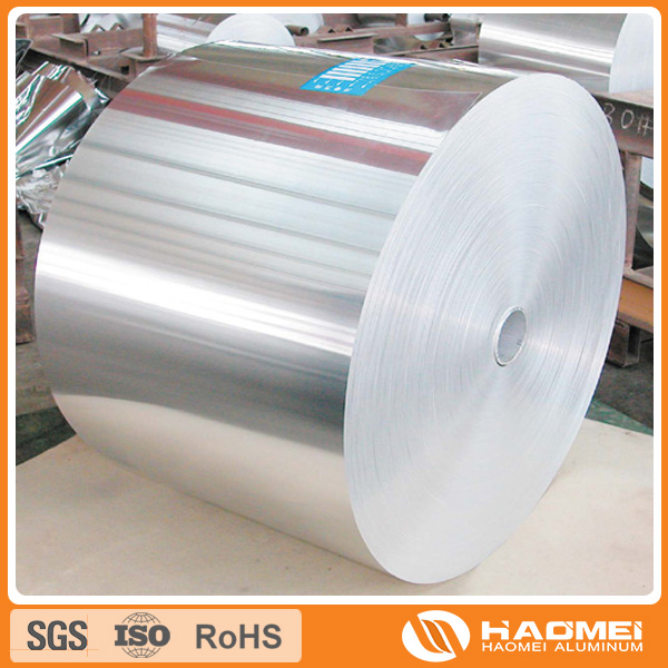 heat seal aluminium lidding foil 8011