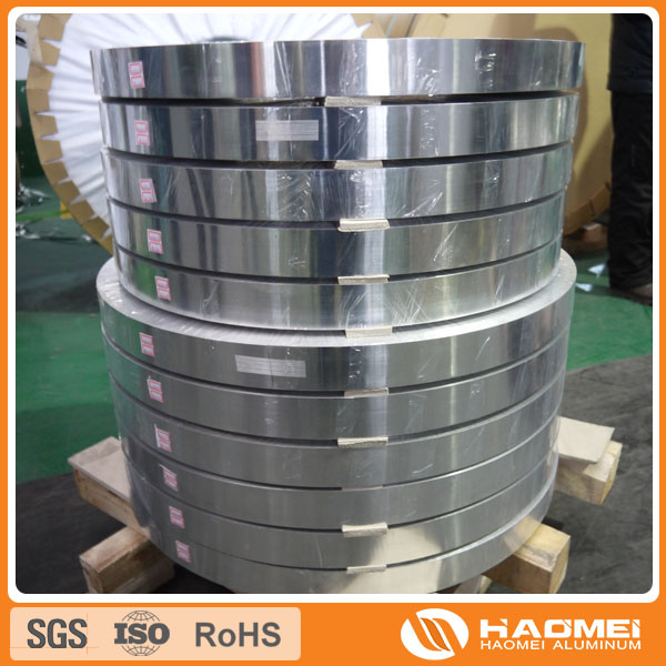 Aluminum strip finned tube usage