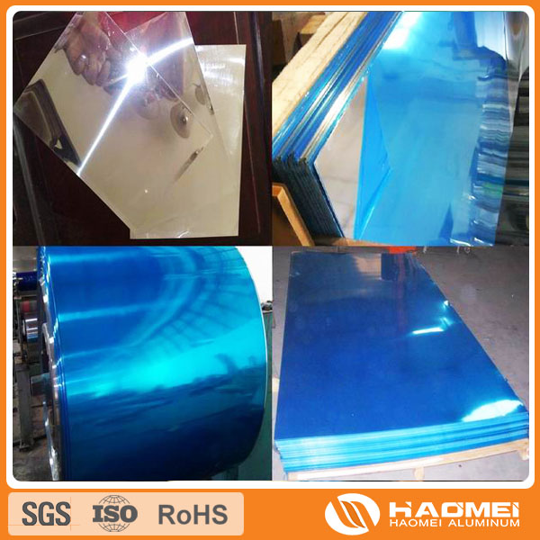 Aluminum sheet for PP Cap 8011