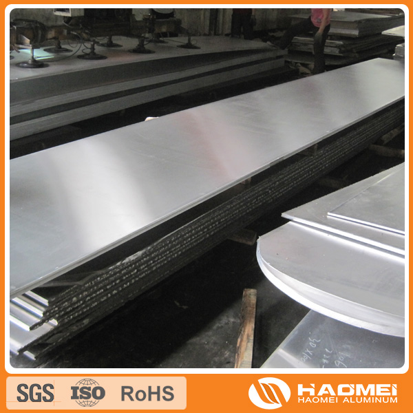 1060 Annealed Polished Aluminum Sheet Plates