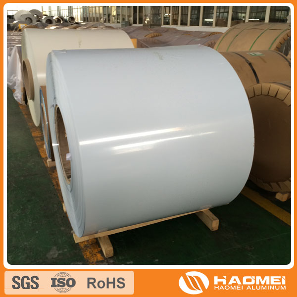 Haomei Color-coated aluminium sheet/coil