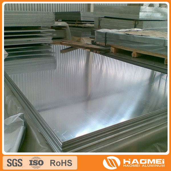 Aluminum Hot Rolled Plates 1060 1100 3003 5052