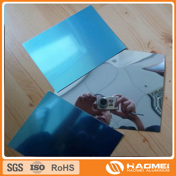 Top-grade quality Anodized mirror aluminum sheet