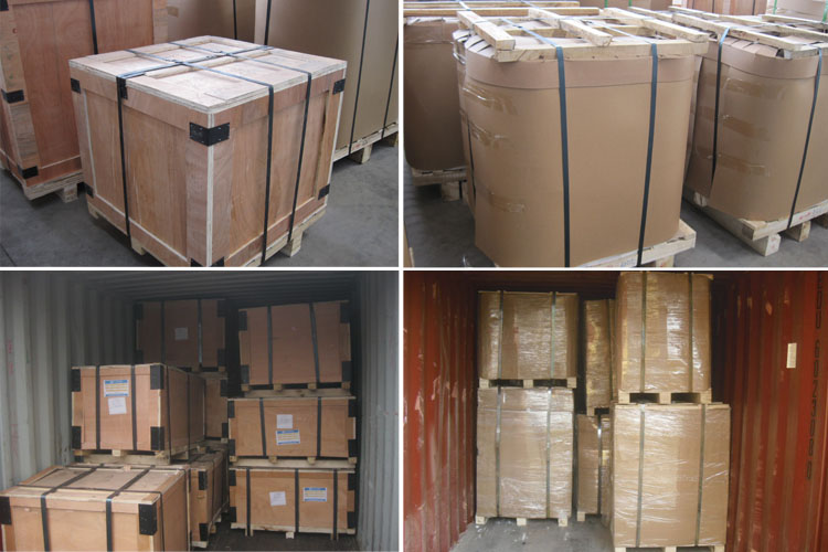 Aluminium Circle  Packaging&Delivery