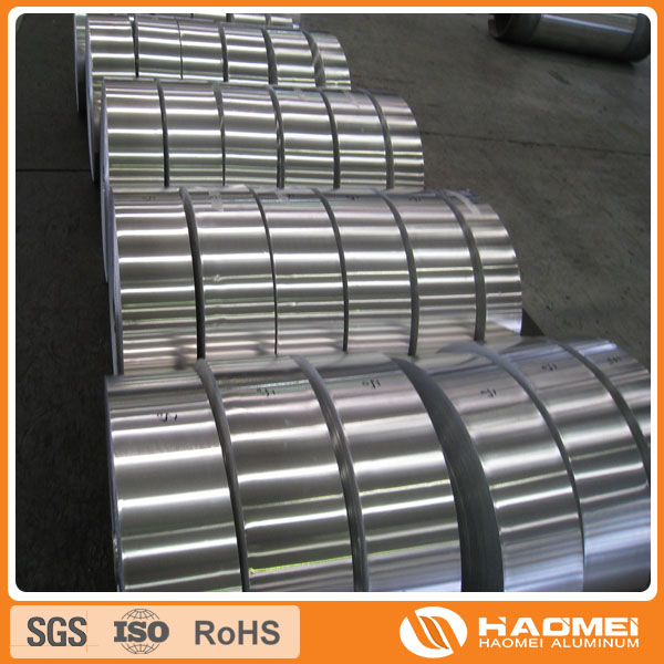 Aluminum alloy strip