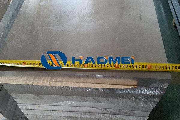 Aluminum 7075 aluminium alloy plate price per kg