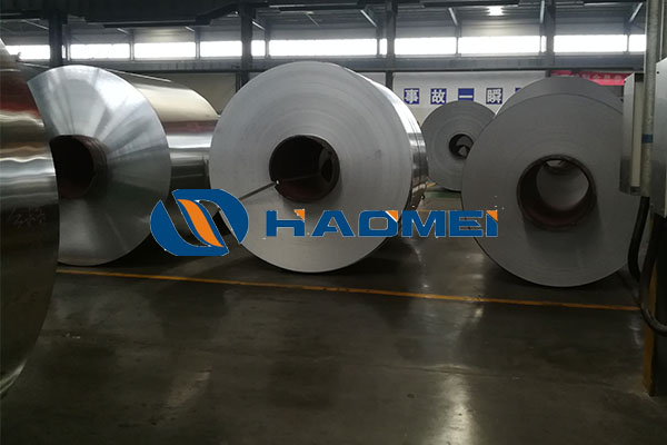 food aluminium foil jumbo roll