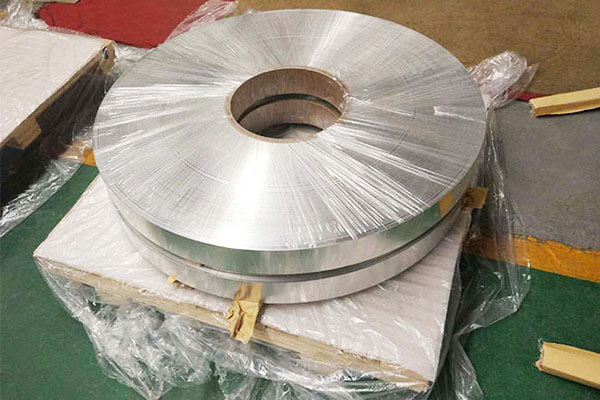 This shows 1mm thick aluminium strip