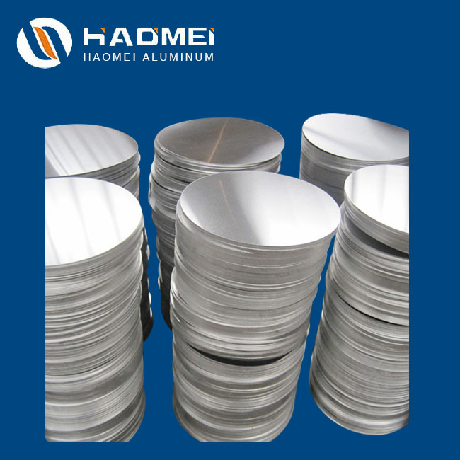 1050 aluminum circle sheet
