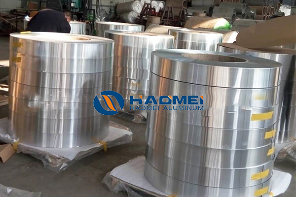 1 inch wide aluminum strips