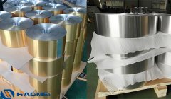 3105 h26 aluminum coil for pp cap