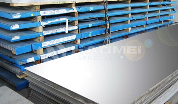 3.5mm aluminum sheet 5754